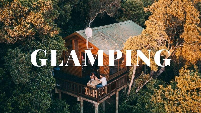 i migliori glamping