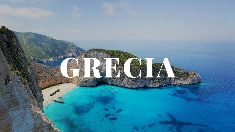 itinerari in grecia