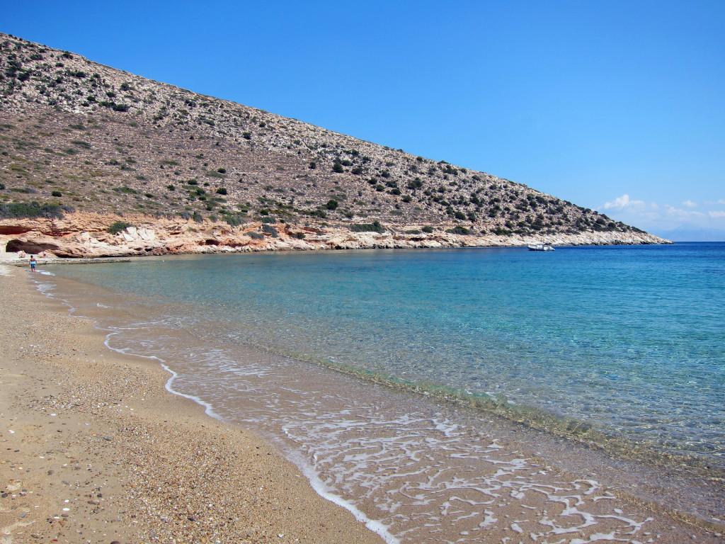 Ios Agia Theodoti Beach