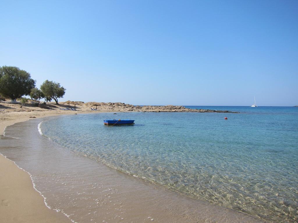 Ios Manganari Beach