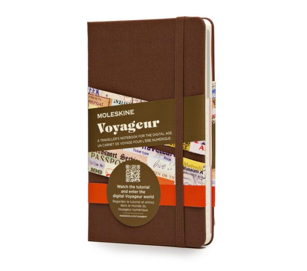 Travel Journal Moleskine, per l'organizzazione dei viaggi!