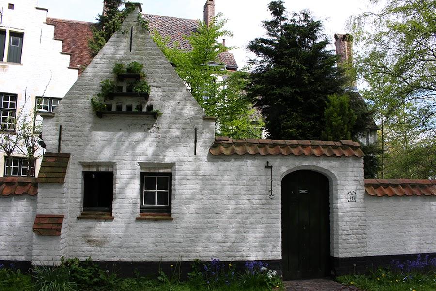 Begijnhof a Bruges