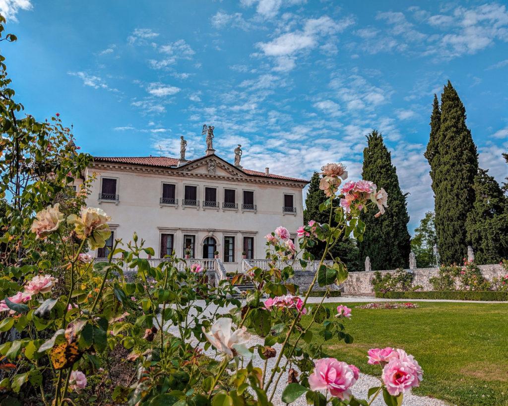 Villa Valmarana ai Nani, Vicenza.