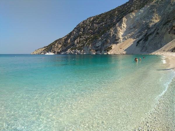Spiaggia di Myrtos a Cefalonia