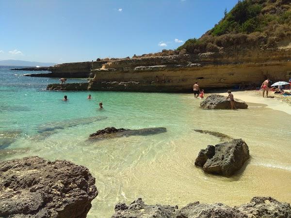 Spiaggia di Pessada a Cefalonia