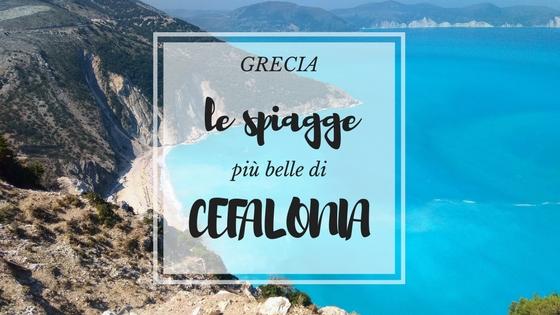 It) Le Spiagge più belle di Cefalonia (+ mappa) | As far as ...
