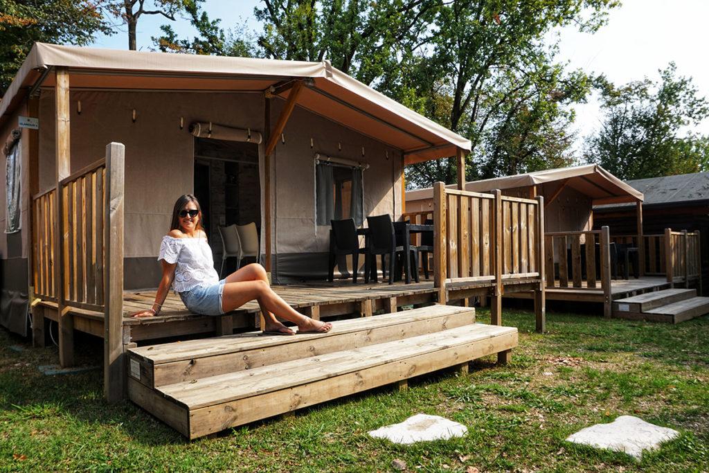 La Tenda Glamour di Camping Europa Silvella
