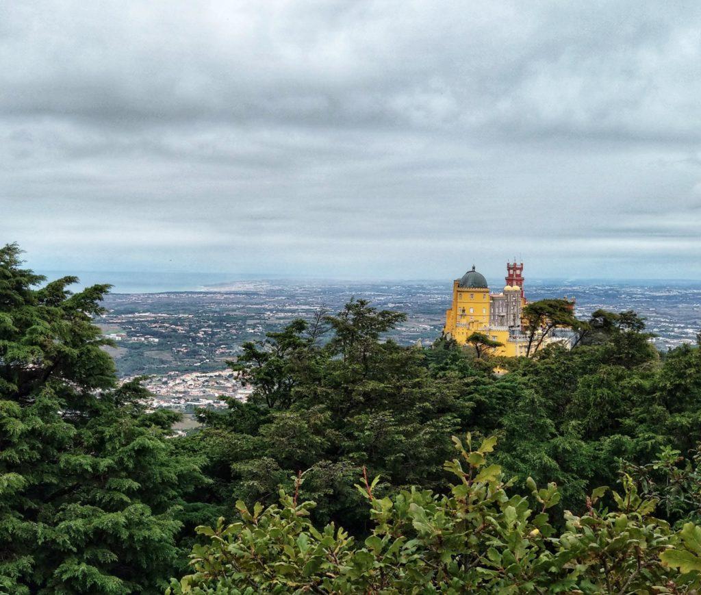 Vista dalla Cruz Alta