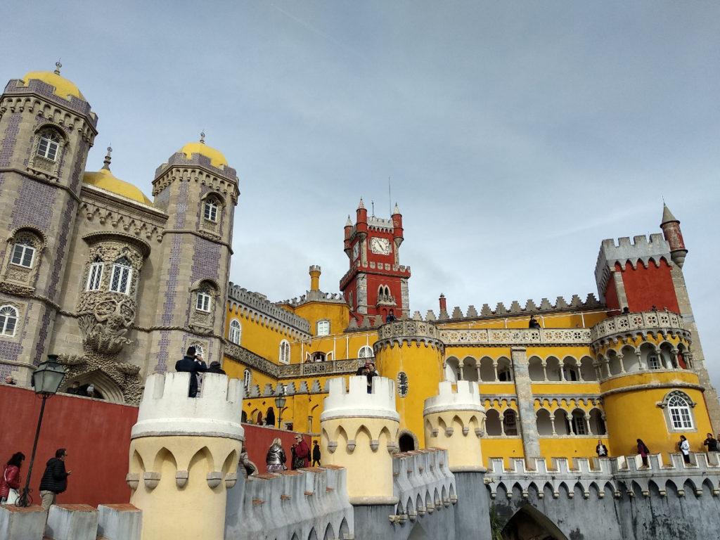 Palacio da Pena a Sintra