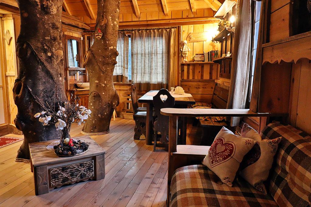 Casa sull'albero in Friuli