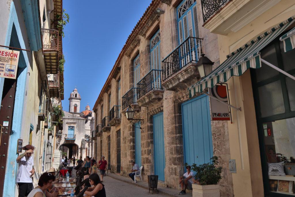 Via dell'Habana vieja