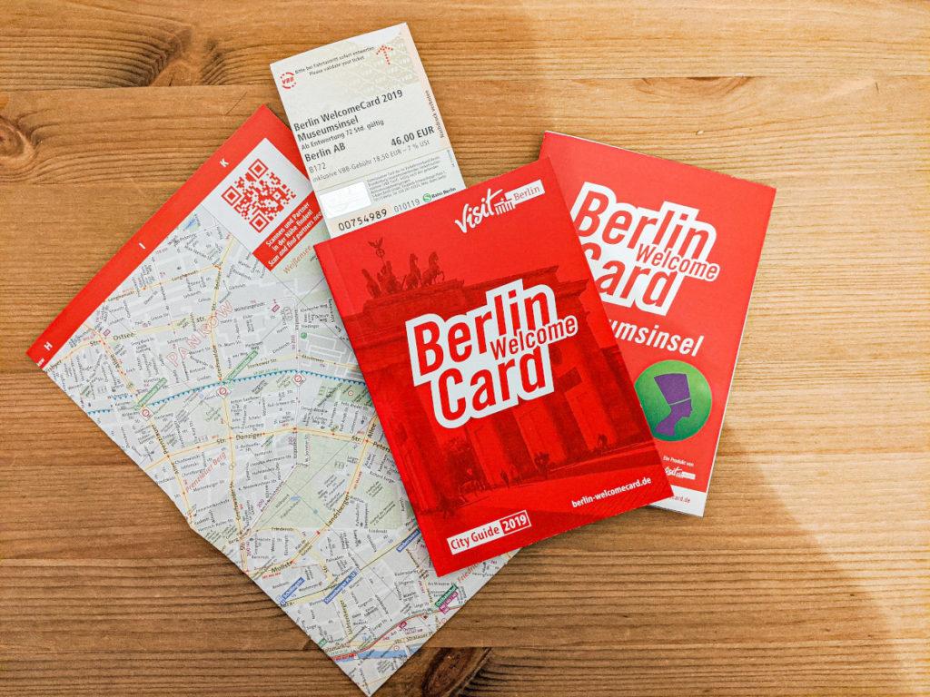 Berlin Welcome Card + Museuminsel