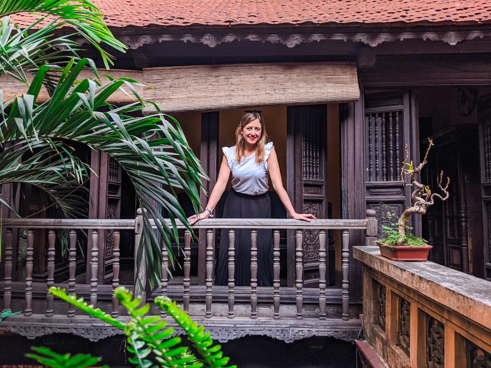 La casa storica di Hanoi