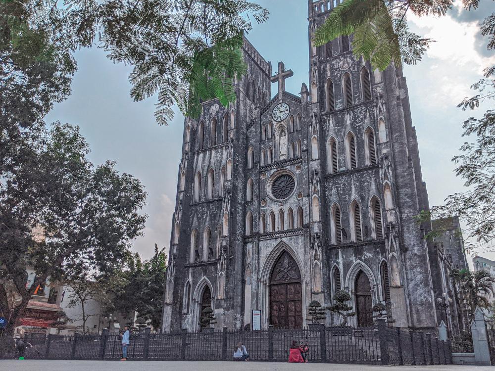 La Cattedrale di San Giuseppe