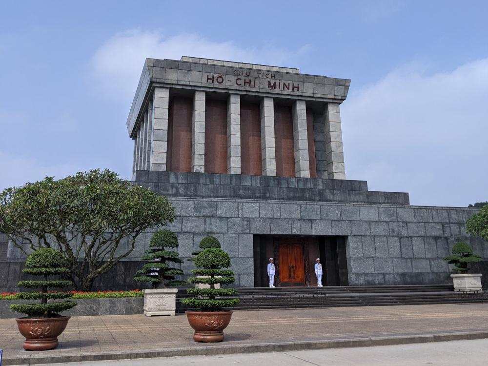 Il Mausoleo di Ho Chi Minh