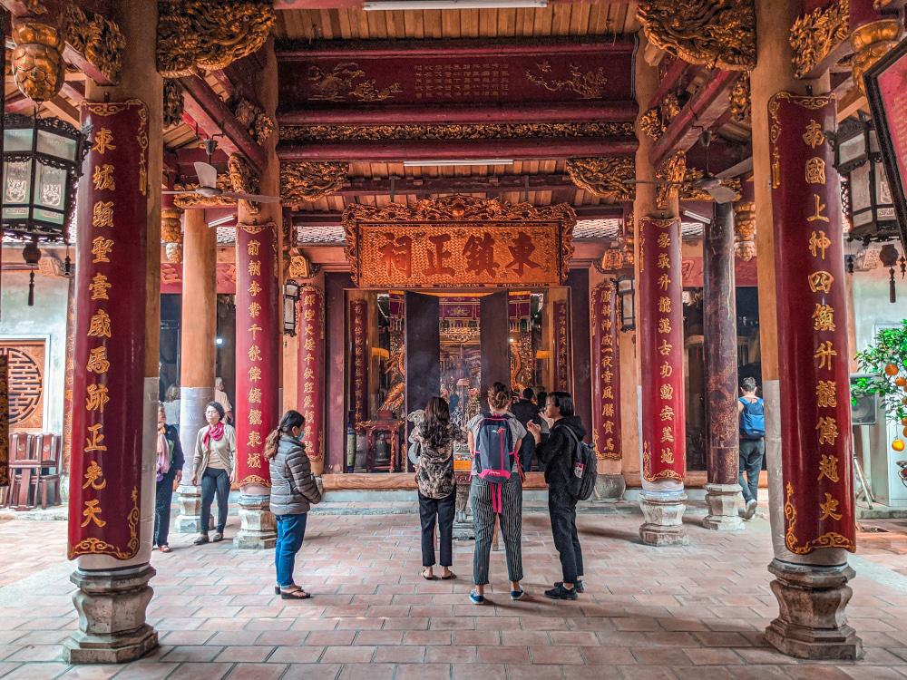 Il Tempio Bach Ma