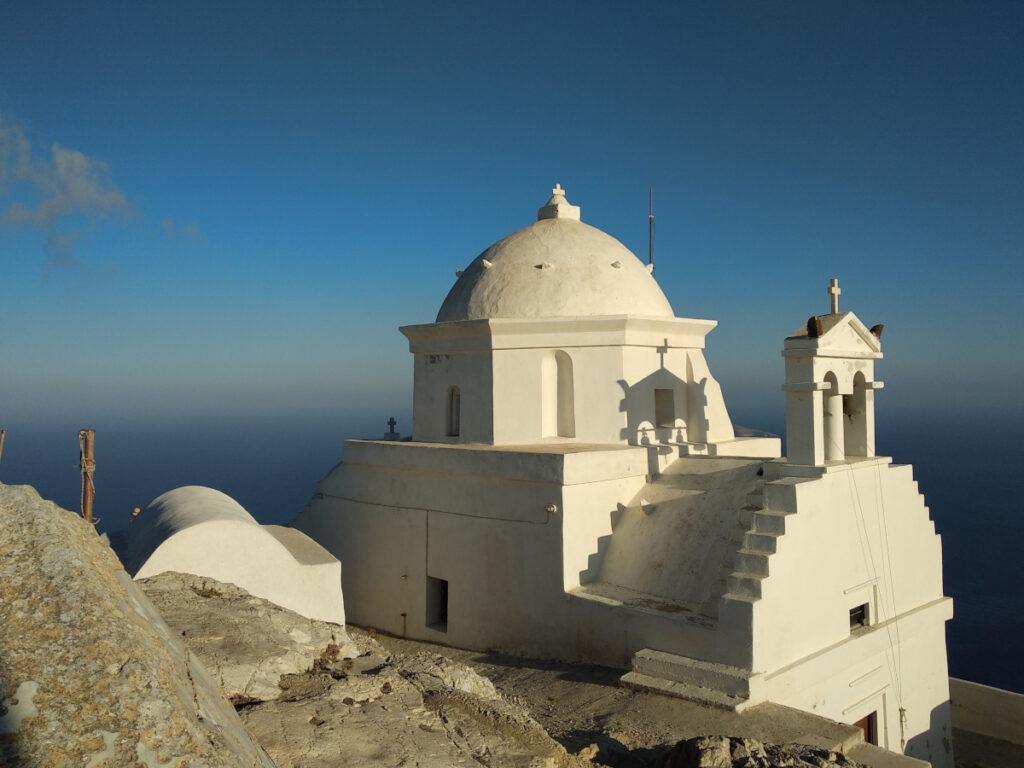 Il Monastero della Panagia Kalamiotissa
