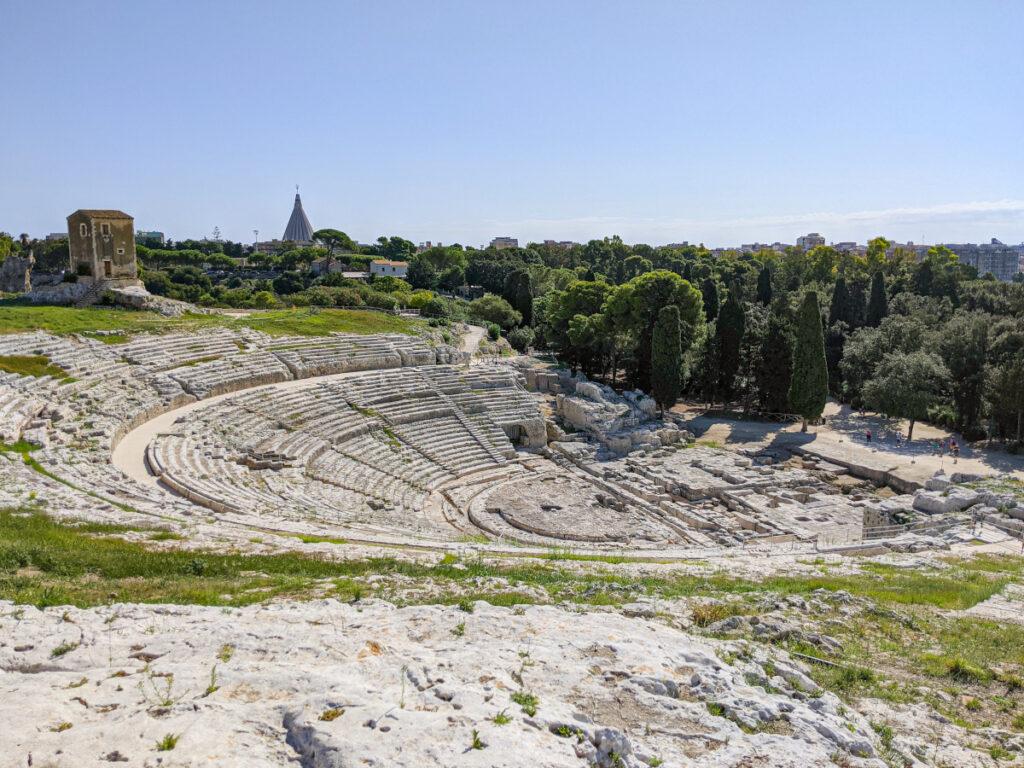 Il Teatro Greco siracusa