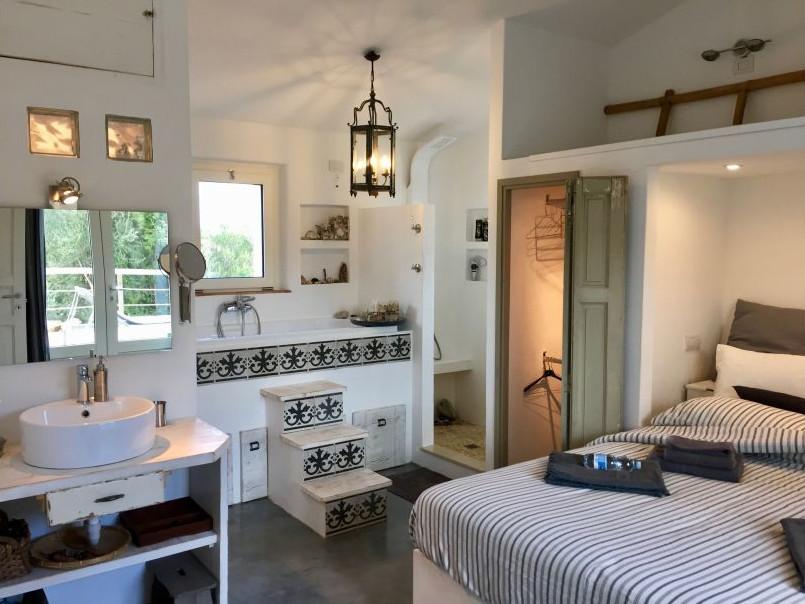 Lodge a San Pantaleo, vicino alla Costa Smeralda.