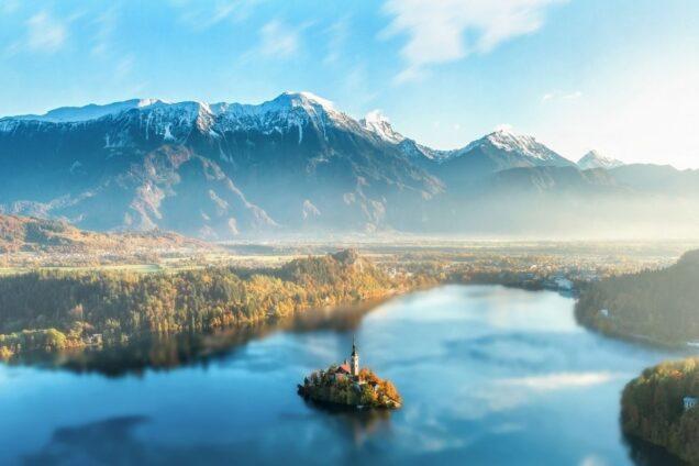 lago di bled slovenia cosa fare